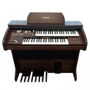 Órgão Tokai Md-7 Marrom
