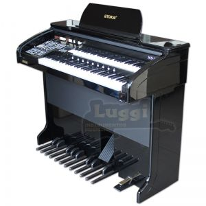 Órgão Tokai Md-750 Preto