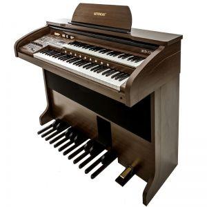 Órgão Tokai Md750 Marrom