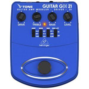Pedal Behringer Gdi21 Vtone Guitar Driver Di
