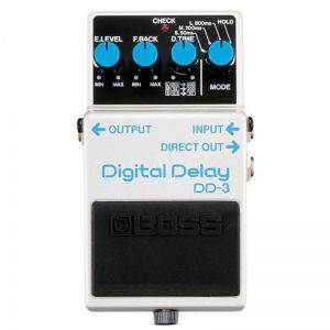 Pedal Boss Dd3 Digital Delay Guitarra