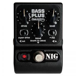 Pedal Nig Bass Plus Felipe Andreoli Pbpl