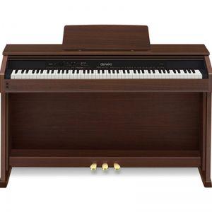 Piano Casio Celviano Ap460 Marrom