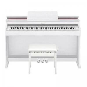 PIANO CASIO CELVIANO AP470 DIGITAL BRANCO