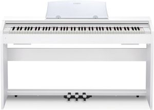Piano Casio Privia Px770We Branco