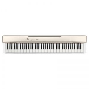 PIANO CASIO PRIVIA PX-160 DOURADO