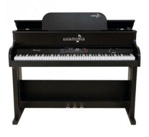 Piano Harmonia Hs-88 Roma Preto Fosco
