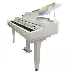Piano Tokai Tp88C De Cauda Branco