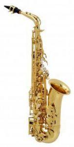 Sax Alto Buffet Crampon Bc8101 Bb Serie 100 Laqueado