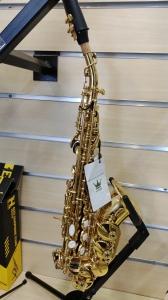 Sax Sopranino Schieffer Laqueado Schss001C