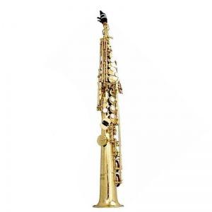 Sax Soprano Selmer Ss600 Laqueado Transparente
