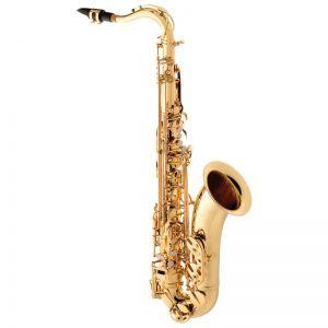 Sax Tenor Eagle St503 Vg Dourado Escovado