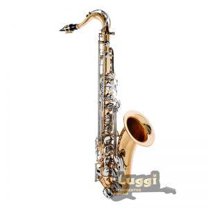 Sax Tenor Schieffer Laqueado/Niquelado Schts002