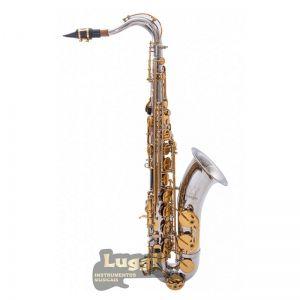 Sax Tenor Schieffer Niquelado/Laqueado Schts006