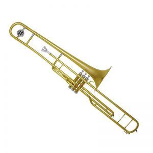 Trombone Pisto Quasar Qsl401L Em Sib Laq.