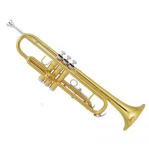 Trompete Harmony Sib Laqueado Tptr300L