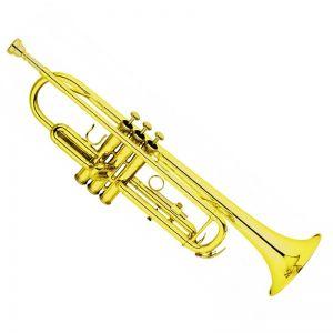 Trompete Hoyden Htr25L Laqueado Bb