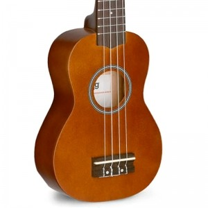 Ukulele Stagg US Soprano Natural