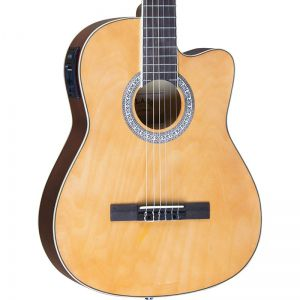 Violao Class Guitar Clc39 Nylon Natural