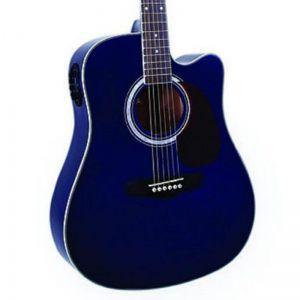 Violão Di Giorgio Genesis Blue Azul