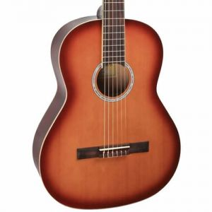 Violão Giannini Gn15 Nylon Sunburst Cherry