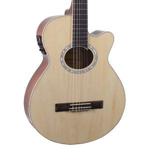 VIOLAO GIANNINI GNF1R CEQ NYLON NATURAL