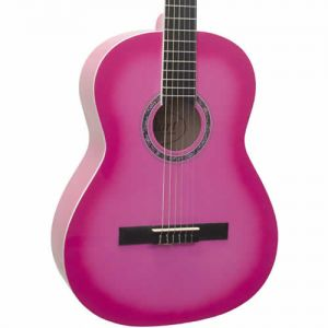 Violão Giannini Start N14 Nylon Pink