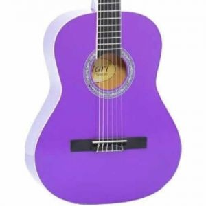 Violão Giannini Start N14 Nylon Roxo