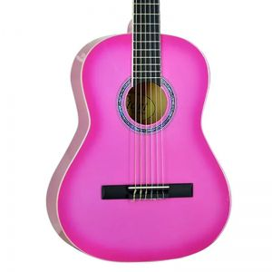 Violão Giannini Start N6 3/4 Nylon Pink