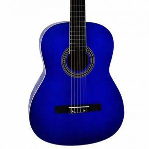 Violão Memphis Ac39 Azul