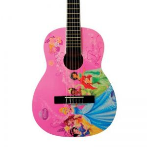 Violão Phx Vip-2 Infantil Disney Princess