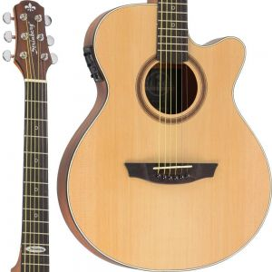 Violao Strinberg Sf200C Flat Aco Natural Fosco
