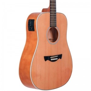 Violão Tagima TW-25 EQ Woodstock Folk Natural Fosco