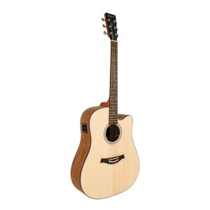 Violao Tagima Walnut Two Folk Natural