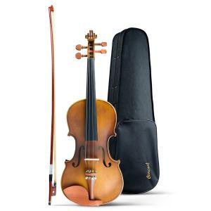 Violino 3/4 Concert Cv50 - Com Estojo, Arco e Breu