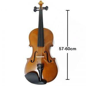 Violino 3/4 Dominante Estudante - Com Estojo, Arco e Breu