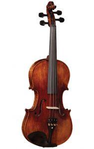 Violino 4/4 Eagle Vk544 Envelhecido - Com Estojo, Arco e Breu