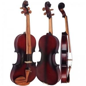 Violino 4/4 Nhureson Evfc Madeira Exposta 717 Fosco