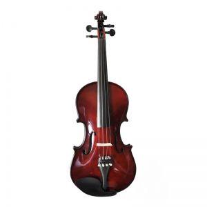 Violino Nhureson 4/4 Mc Mogno Madeira Exposta