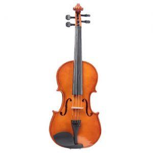 Violino Schieffer 4/4 Schv4/4001 Brilhante - Com Estojo, Arco e Breu