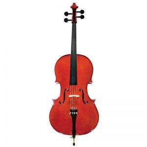 Violoncelo Michael 4/4 Vom40 - Com Capa, Arco e Breu