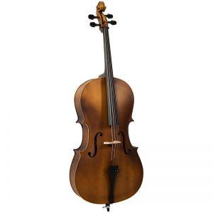 Violoncelo Vogga 4/4 Voc144N- Com Capa, Arco e Breu