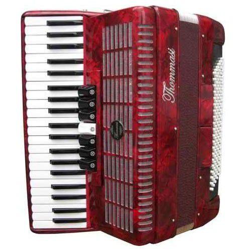Acordeon Thommasi 120 Baixos Ta - 12009  - Luggi Instrumentos Musicais