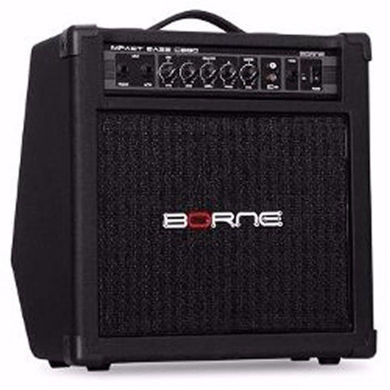 Amplificador Baixo Borne Impact Cb80  - Luggi Instrumentos Musicais