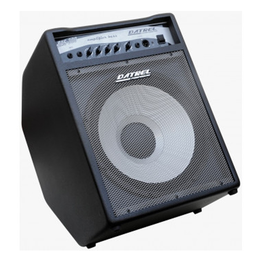 Amplificador Baixo Datrel Bas300  - Luggi Instrumentos Musicais