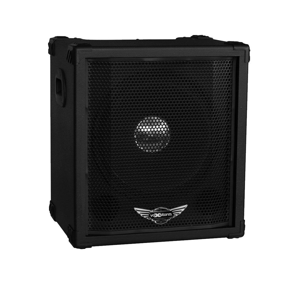"Amplificador Baixo Voxtorm Cb250 15"" Top Bass  - Luggi Instrumentos Musicais"