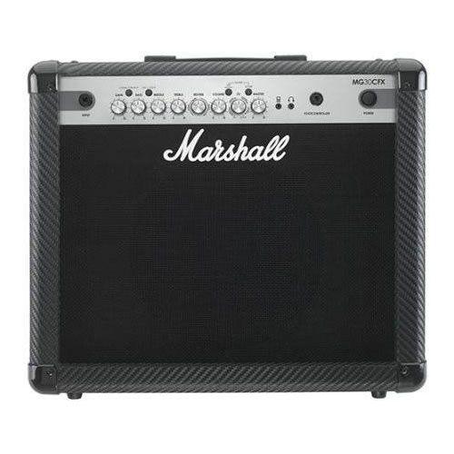 Amplificador Guitarra Marshall Mg30Cfx 30W  - Luggi Instrumentos Musicais