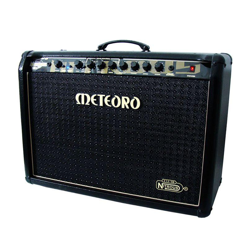 Amplificador Guitarra Meteoro Gs160  - Luggi Instrumentos Musicais