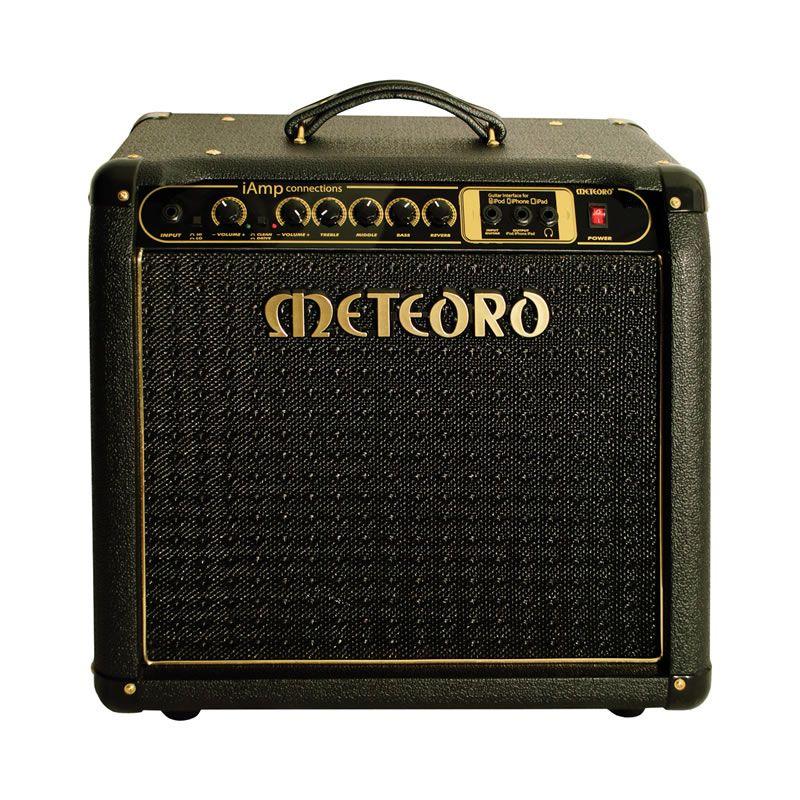Amplificador Guitarra Meteoro Iamp Connections  - Luggi Instrumentos Musicais