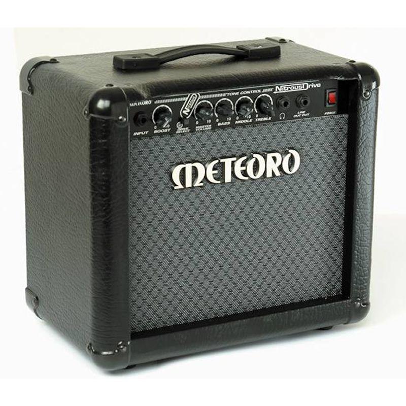 Amplificador Guitarra Meteoro Nitrous Drive  - Luggi Instrumentos Musicais